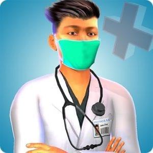 Hospital Simulator logo