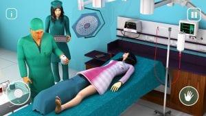 Hospital Simulator screen 1