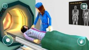 Hospital Simulator screen 2