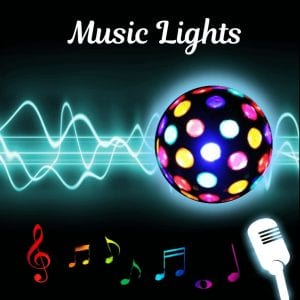 Music Light screen 1