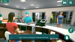 My Hospital Doctor Simulator screen 1