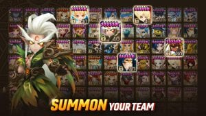 Summoners War screen 2