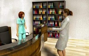 Virtual Nurse Er Emergency screen 2