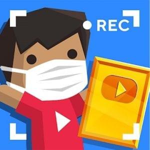 Vlogger Go Viral logo