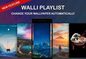 Walli screen 1