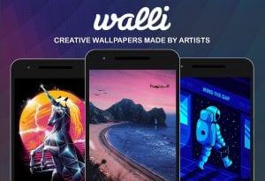Walli screen 2