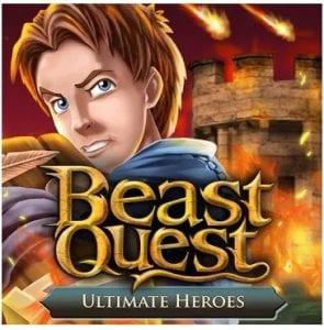 Beast Quest Ultimate Heroes logo