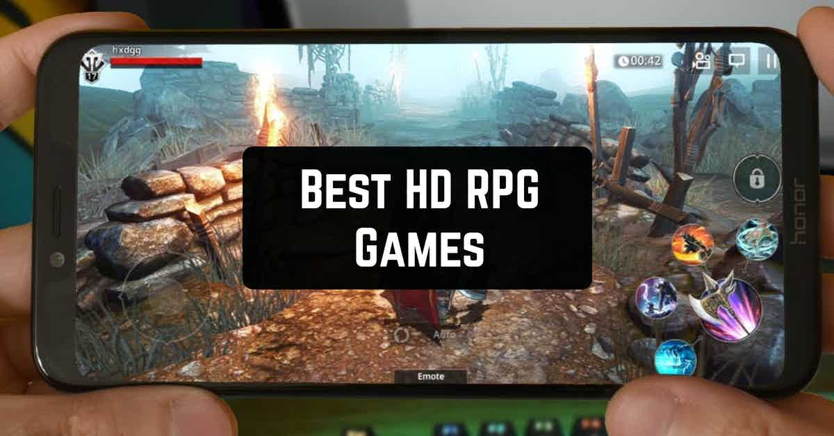 Best HD RPG Games