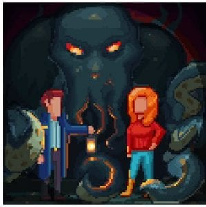 Dark Things - detective quest