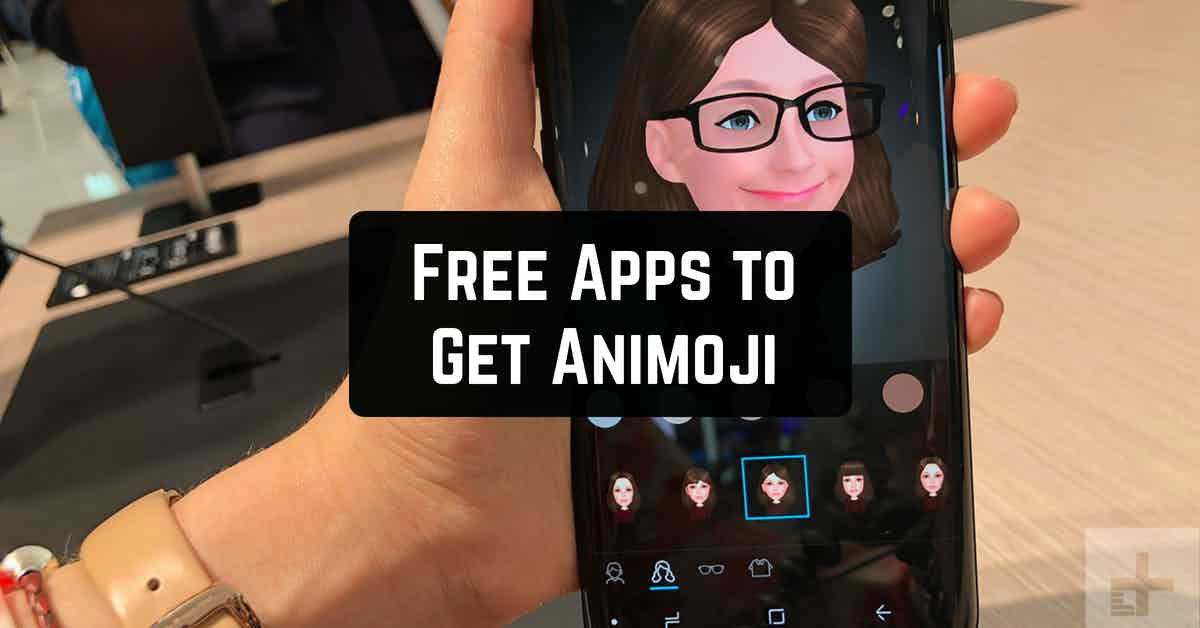 Free Apps to Get Animoji