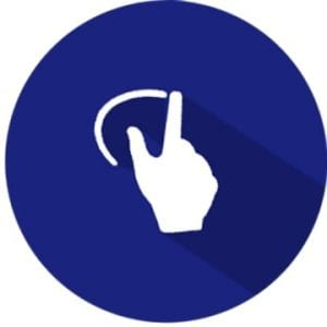 Gesture Magic logo