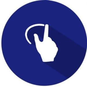 Gesture Magic logo