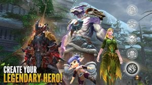 Order & Chaos Online 2: Redemption screen 1