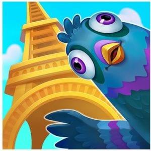 Paris City Adventure logo
