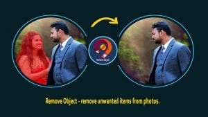 Remove Objects screen 1