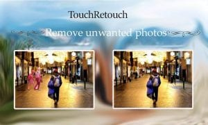 Remove Unwanted Object screen 1