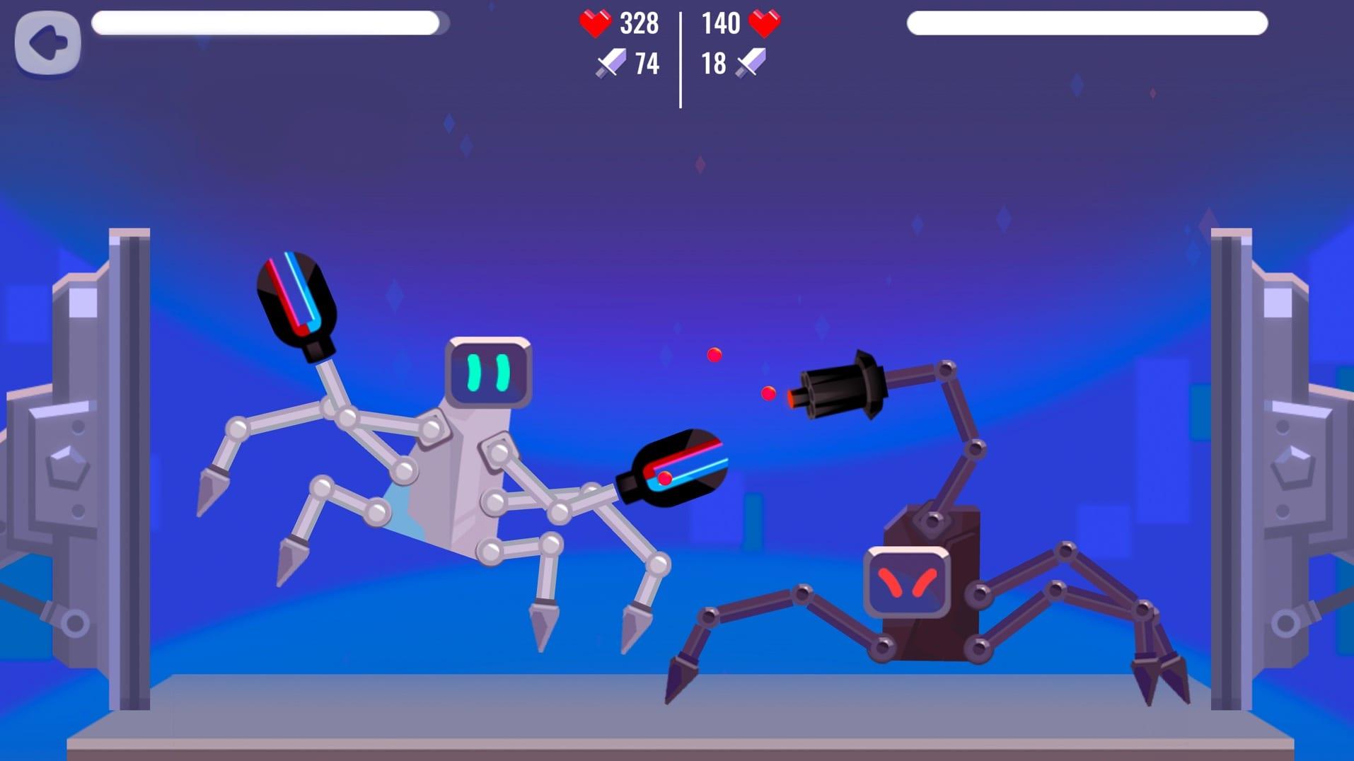 Robotics! game