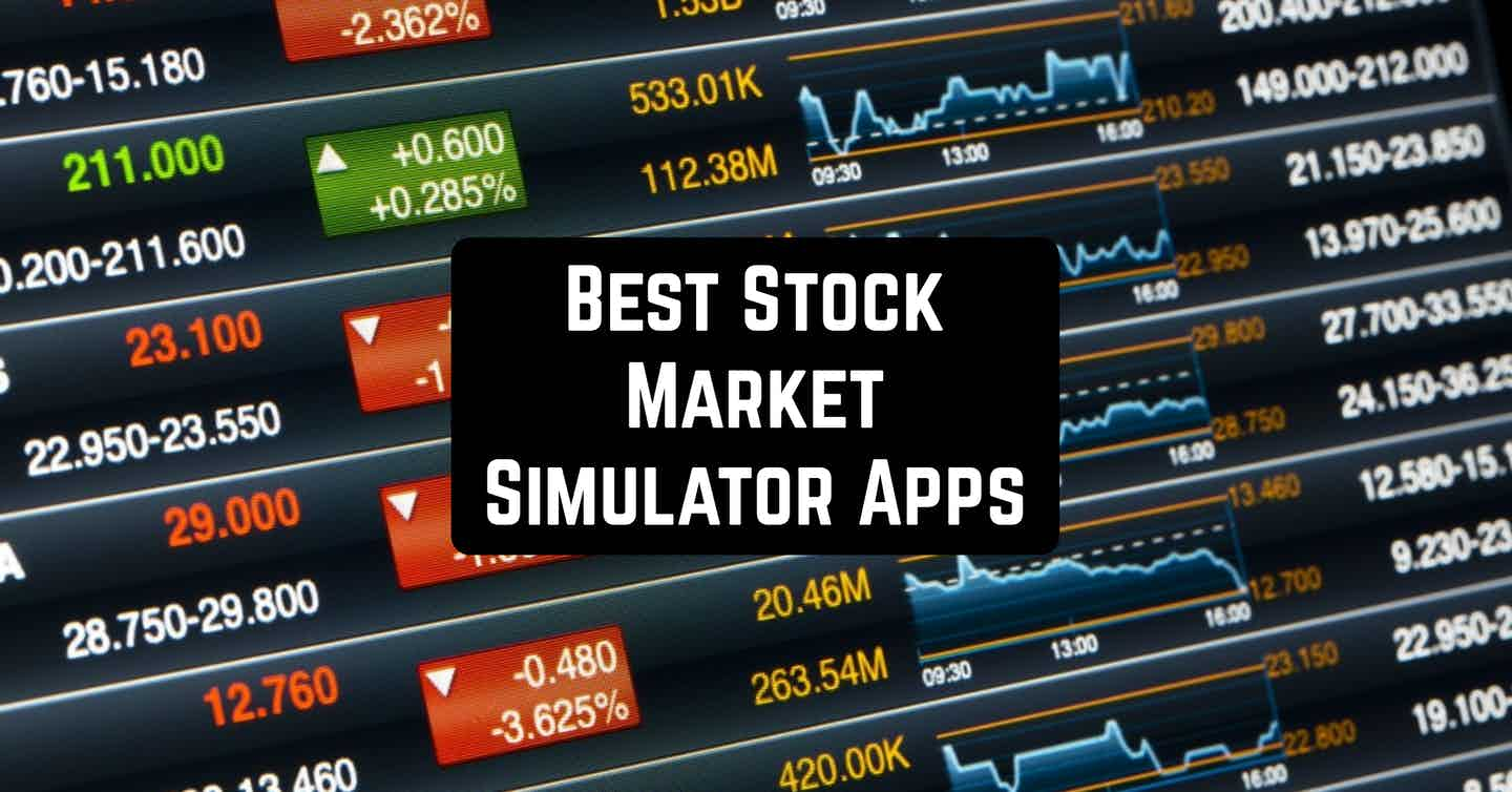 Best Stock Market Simulator Apps