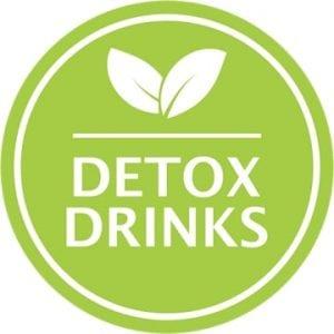 300+ Easy & Healthy Detox Cleansing Drinks logo