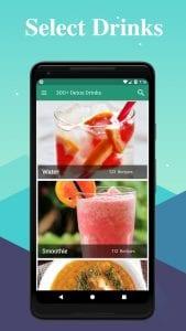 300+ Easy & Healthy Detox Cleansing Drinks screen 2