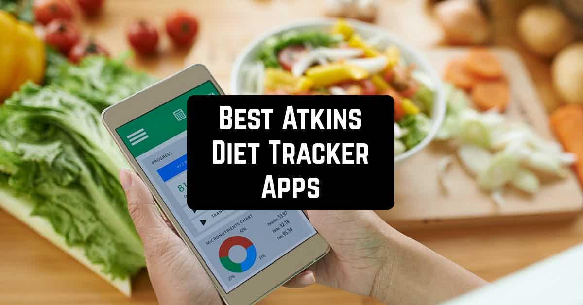 Best Atkins Diet Tracker Apps