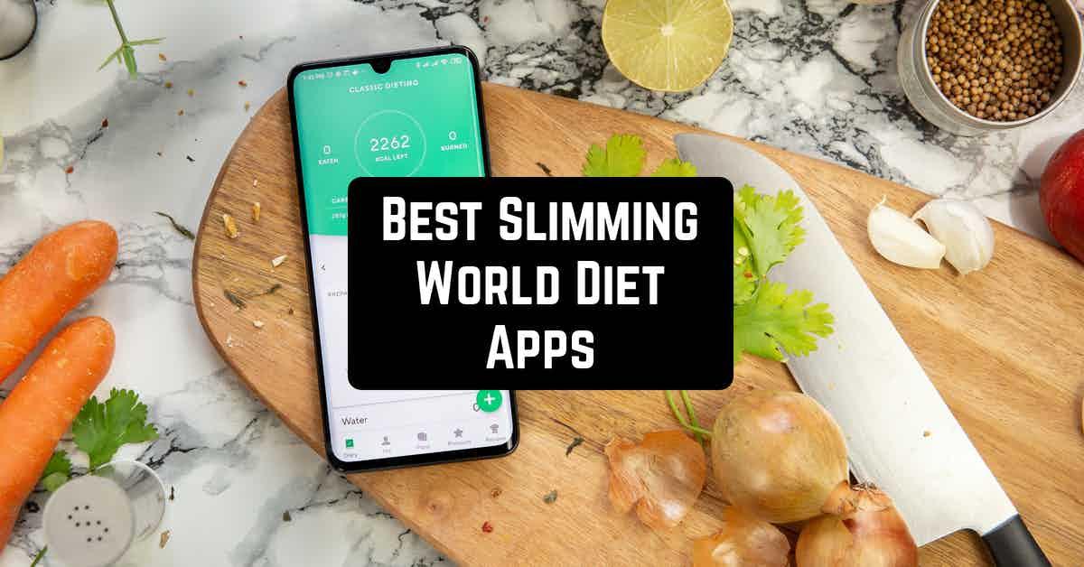 Best Slimming World Diet Apps