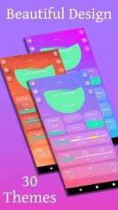 Calorie Calculator screen 1