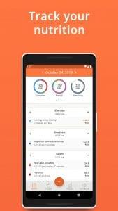 Cronometer – Nutrition Tracker screen 1