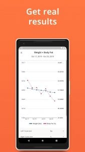 Cronometer – Nutrition Tracker screen 2