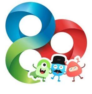 GO Launcher logo