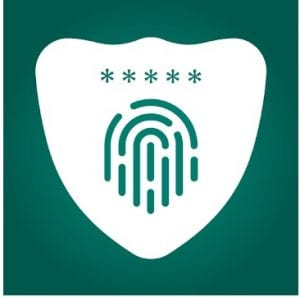 App lock Lock apps and capture Intruder Selfie logo
