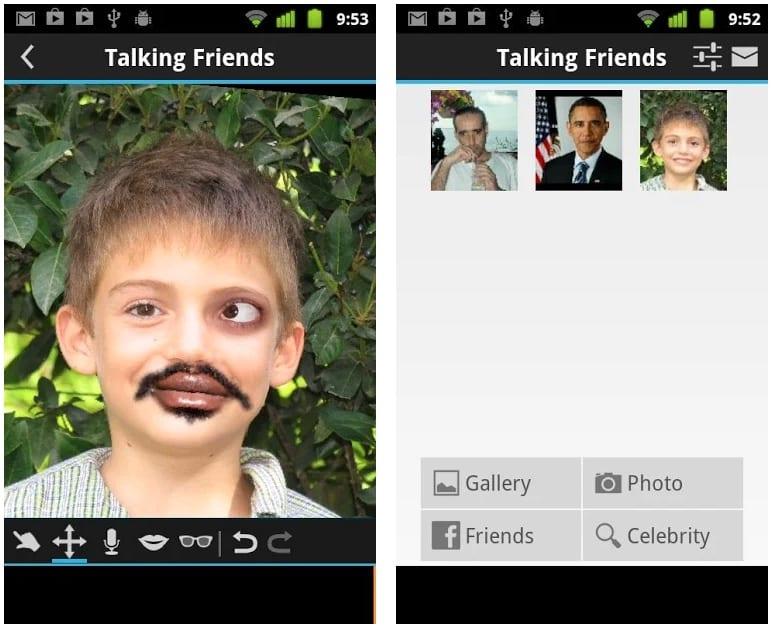 Face Changer Video app
