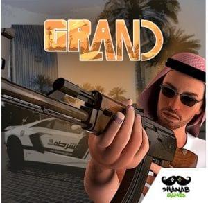 Grand logo