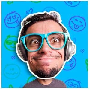 JokeFaces - Funny Video Maker logo