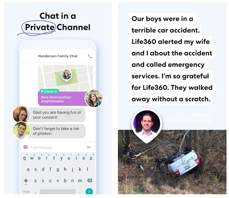 Life360 Family Locator & GPS Tracker for Safety