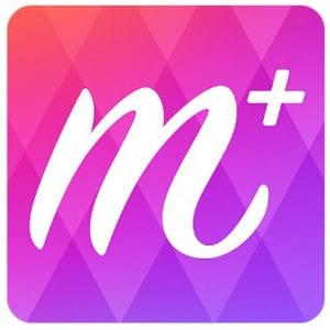 MakeupPlus logo