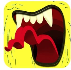 Prankster Mouth Off logo