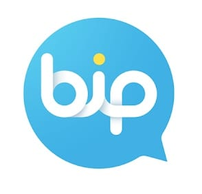 BiP – Messaging, Voice and Video Calling logo