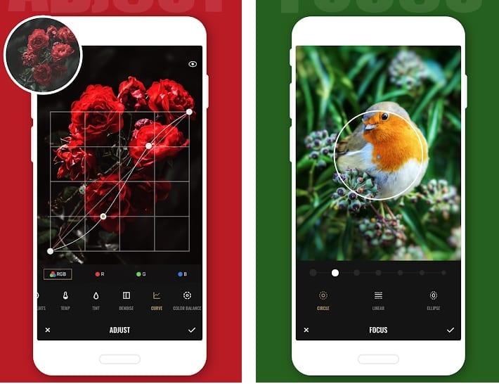Fotor app