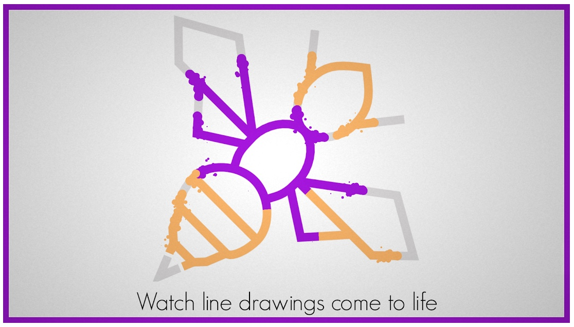 Lines - Physics Drawing Puzzle app