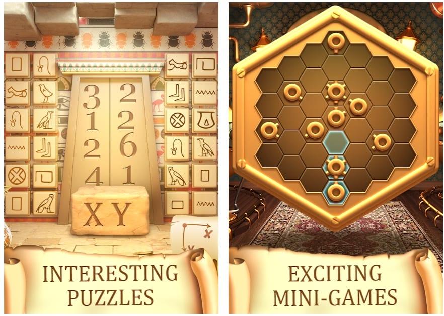 Puzzle 100 Doors app
