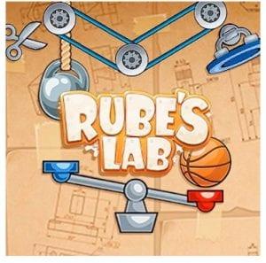 Rube's Lab logo